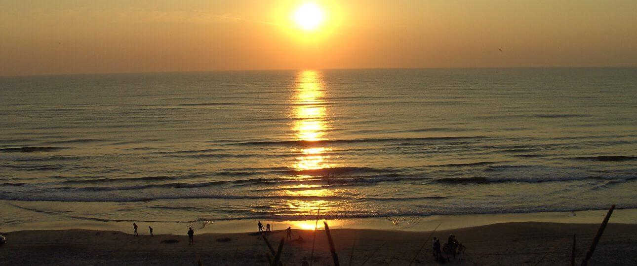 Sonnenuntergang Ostsee96